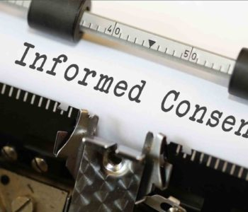 Informed consent photo