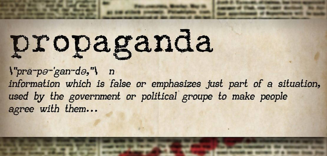 definition of propoganda