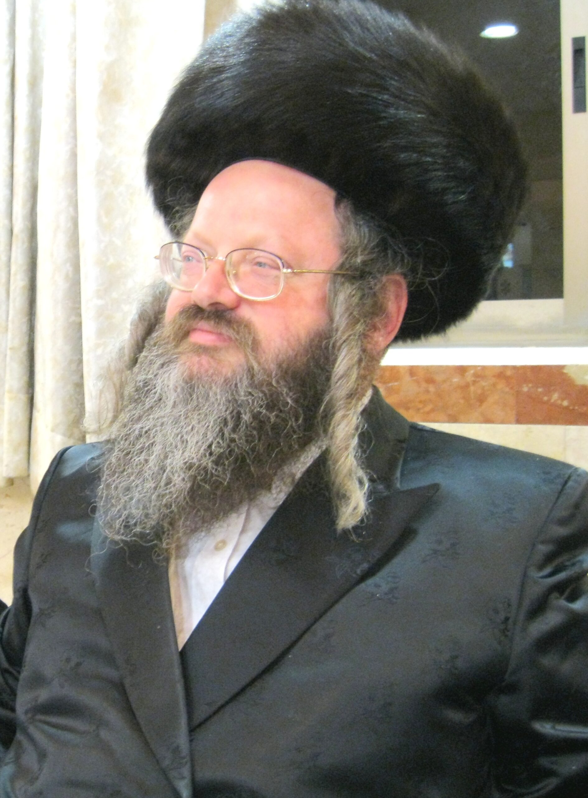 Photo of Rav Moshe Shaul Klein